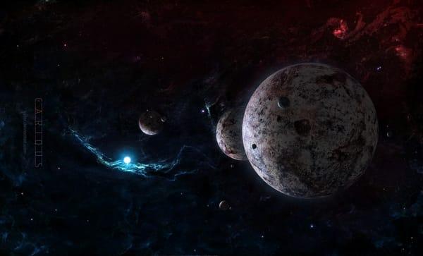 Картинки на рабочий стол космос 1366х768