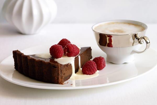 Картинки с кофе с тортом
