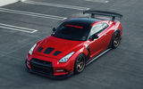 Обои: Nissan, sports car, red, GT-R, tuning
