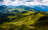 Обои: гора, kitzbuhel mountain, австрия