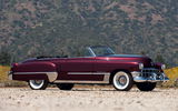 Обои: Cadillac Sixty-two Convertible '1949