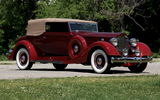 Обои: Packard Super Eight Convertible Victoria '1934
