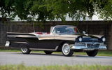 Обои: Ford Fairlane 500 Skyliner '1957