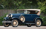 Обои: Ford Model A Deluxe Phaeton '1931