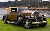 Обои: Pierce-arrow Model 041 Convertible Victoria By Lebaron '1931