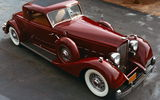 Обои: Packard Twelve Sport Coupe By Dietrich '1933