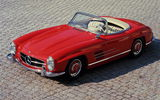 Обои: Mercedes-benz 300sl (r198) '1957–63