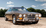 Обои: Jaguar Xj006 (series I) '1968–73