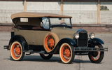 Обои: Ford Model A 004-door Phaeton '1927–31