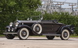 Обои: Cadillac V012 370-a Convertible Coupe '1931