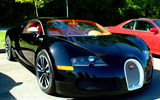 Обои: Bugatti Veyron, black, car, Grand Sport, supercar