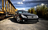 Обои: Mercedes Benz, CLS-Classe, AMG, CLS 5.5