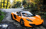Обои: Mclaren, Exotic, Supercar, Seattle, MP4-12C, Washington, Spider