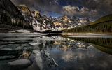 Обои: Banff National Park, Canada, Moraine Lake