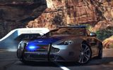 Обои: need for speed, Aston Martin, полиция, дорога, hot pursuit
