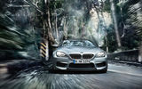 Обои: BMW, Gran Coupe, Скорость, M6, Динамика