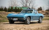 Картинки на телефон: Corvette, корветт, 1966, Chevrolet, Stingray, шевроле