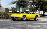 Картинки на телефон: Corvette, 1971, Stingray, шевроле, корветт, Chevrolet