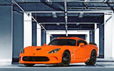 Обои: Dodge, orange, Viper, SRT, car, supercar, TA