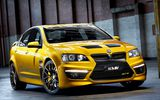Обои для рабочего стола: Car, Желтая, Передок, GTS, 2012, holden HSV, Обоя, E-Series, Yellow, Автомобиль, Машина