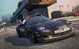 Обои: Need for speed, cop, Chevrolet Corvette Z06, police, Most Wanted, auto, 2012, game