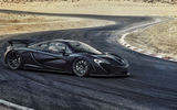 Обои: mclaren, willow springs, hypercar, p1, supercar