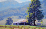 Картинки_для_телефона: АРТ, ARTSAUS, OLD FARM SHED, РИСУНОК