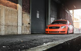 Обои: TT, Orange, Tuning, Stance, Car, Audi