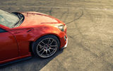 Обои: Asphalt, Orange, Wheels, Toyota, GT86