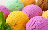Обои: ice cream, colorful, sweet, мороженое, dessert