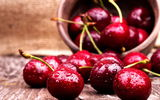 Обои: cherry, ягоды, вишня, черешня, fresh, berries, sweet
