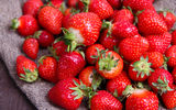 Обои: strawberry, клубника, fresh berries, ягоды