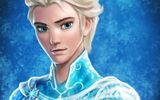 Обои: арт, The Ice King of Arendelle, парень, Erland, Frozen
