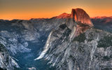 Обои: Yosemite National Park, горы, пейзаж, панорама