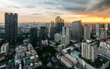 Картинки на телефон: bangkok, city, thailand, twilight
