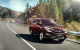 Обои: 2015, Honda, RM, хонда, CR-V, CIS-spec, цр-в