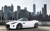 Обои: 2015, ягуар, AWD, Jaguar, F-Type R, US-spec