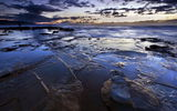 Обои для рабочего стола: Bellambi, Reflections, Seascape, Wollongong, Australia