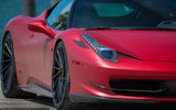 Обои: Vossen Wheels, авто, фары, auto, 2015, wheels, машина, диски, Ferrari, Феррари