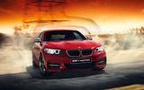 Обои: 2015, бмв, BMW, купе, Coupe, F22, 2 Series