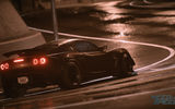 Обои для рабочего стола: Need For Speed 2015, Lotus, фары, спорткар, Exige S, мокрый асфальт