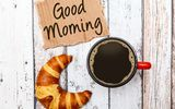 Обои: good morning, cup, coffee, кофе