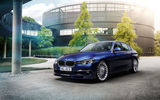 Обои: 2015, Alpina, B3, F30, BMW, 3-Series, бмв