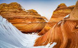 Обои: Wave, Arizona, Coyote Buttes North