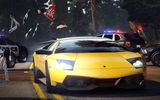 Картинки_для_телефона: Автомобиль, Lamborghini, hot pursuit, need for speed, копы, заслон