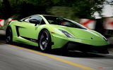Обои: forza motorsport 4, Lamborghini Gallardo LP570-4 Superleggera, Игра, гонки, Авто