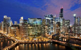Обои: город, city, USA, Illinois, Чикаго, Chicago