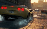 Обои: need for speed most wanted 2, chevrolet corvette, гонка, еа, супркары, город