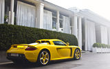 Картинки на телефон: carrera, Porsche, house, желтый, дом, yellow, порше