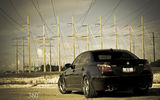 Обои: BMW, 360forged, M5